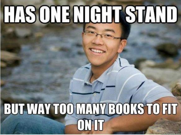 😂Who else has this problem? #FSPL #FortSask #LibraryJokes #Library #FundaySunday #TooManyBooks #SoLittleTime #BeyondBooks