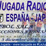 Image for the Tweet beginning: 📻 LA JUGADA | DIRECTO
