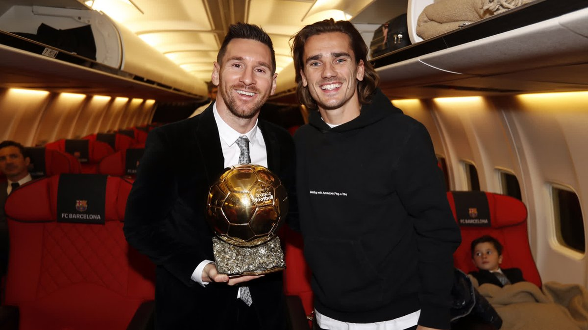 An insider's look back at a momentous day for Leo  #Messi