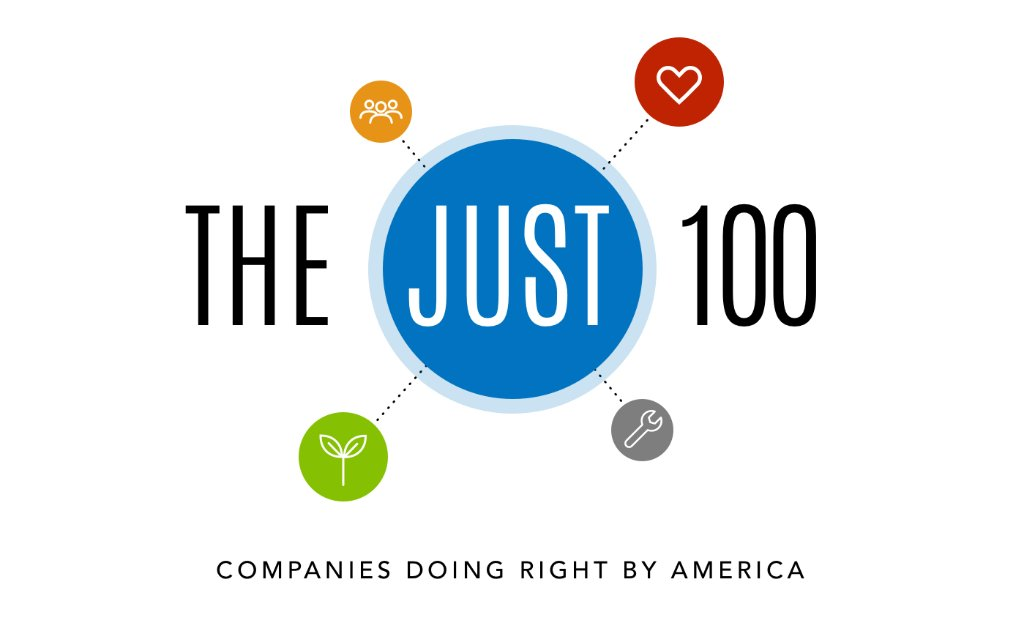 The annual #Just100 reflects the issues that matter most to Americans and a ranking of how the U.S. largest publicly traded companies perform in these areas. We're proud to rank at No. 2 on this list. https://nvda.ws/2rcEO1j  #AmericasMostJUST