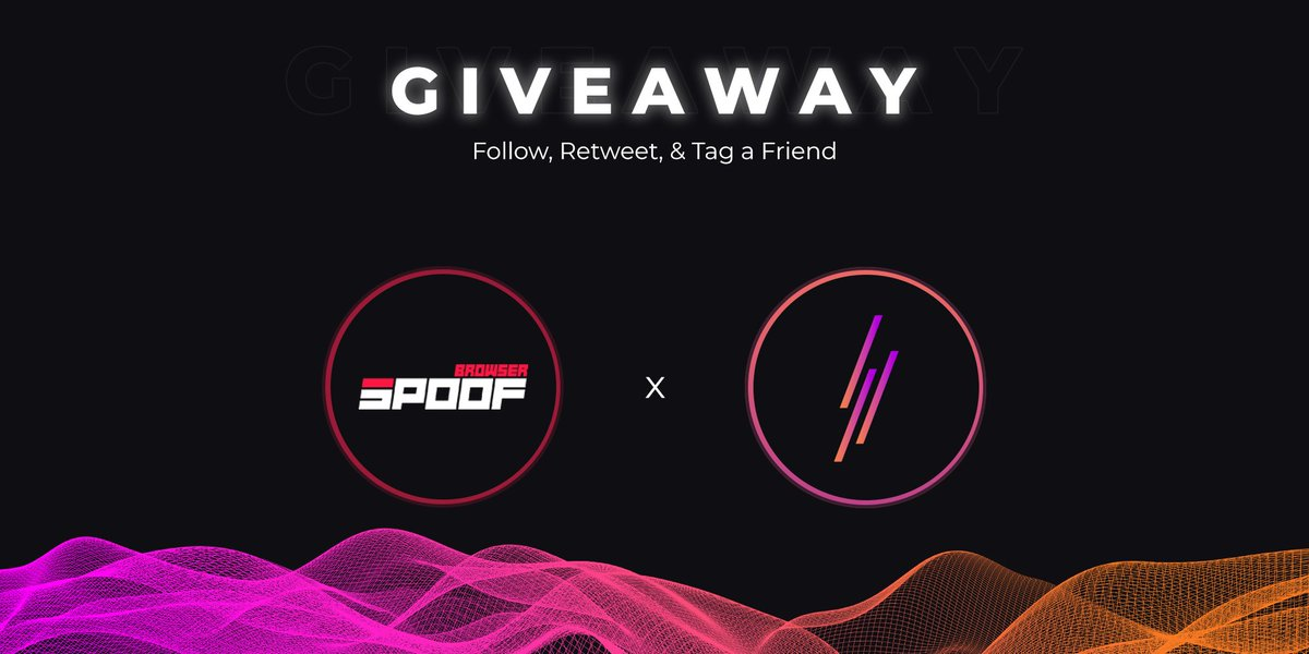🌩️Giveaway Alert🌩️We're teaming up with our good friends at @SlashProxies to give one lucky person:1 x 6 month @SpoofBrowser Key1 x 5gb @SlashProxies Residential planRETWEET + FOLLOW + TAG A FRIEND.Good luck 😘