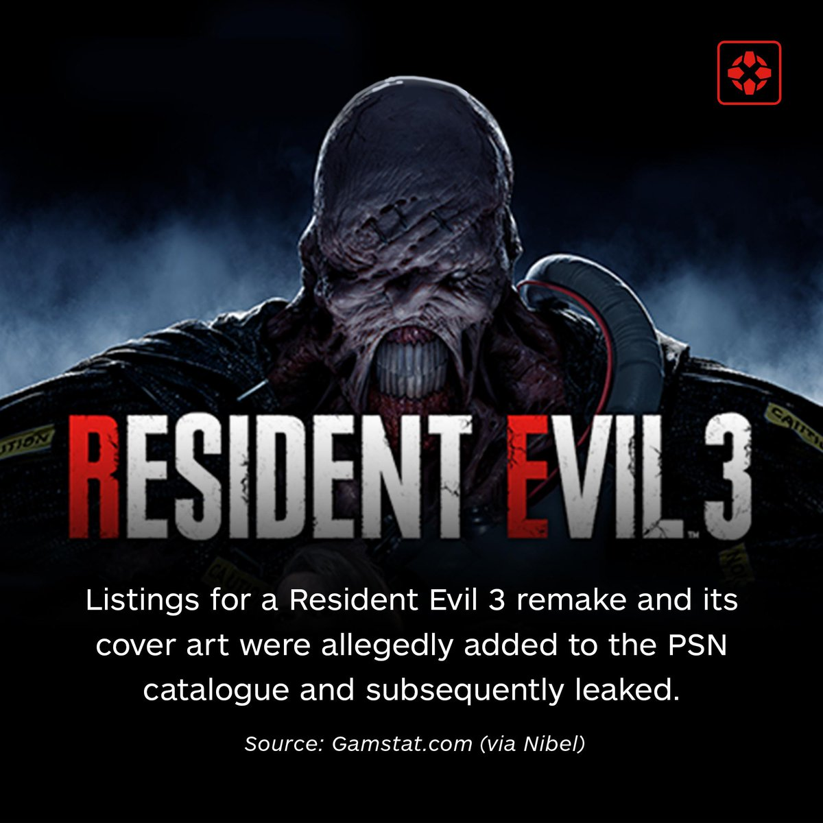 Ign On Twitter The Supposed Leaked Resident Evil 3 Remake Cover