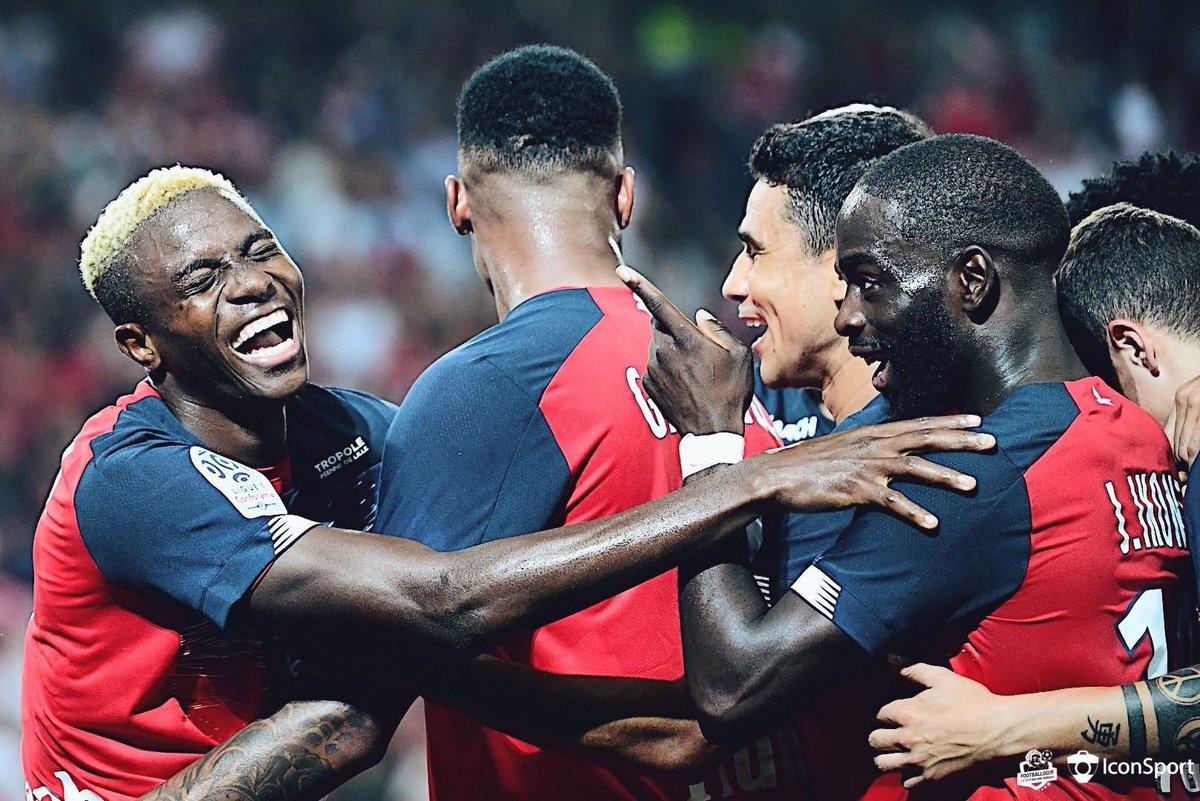 [#Stat📊] Lille n'avait plus gagné à l'extérieur TCC depuis le 31 mars 2019 ! 😳