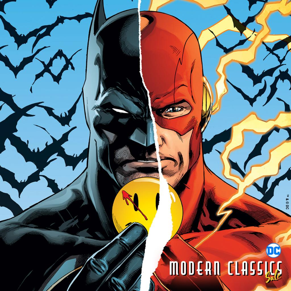 Now's the perfect time to catch up on your reading list with the DC Modern Classics Sale! Save up to 83% on select digital comics, now through 12/9: