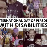 Image for the Tweet beginning: This #InternationalDayofPersonsWithDisabilities, join us in