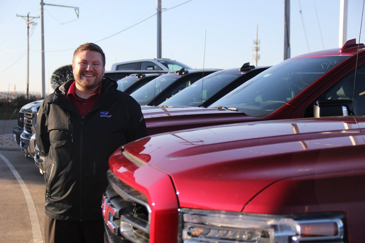 Meet our newest Sales and Leasing Consultant, Chad Hazelquist! He has been with the company for a little over a month now and is quickly becoming a key member of the team. Were excited to have you as part of the family Chad!