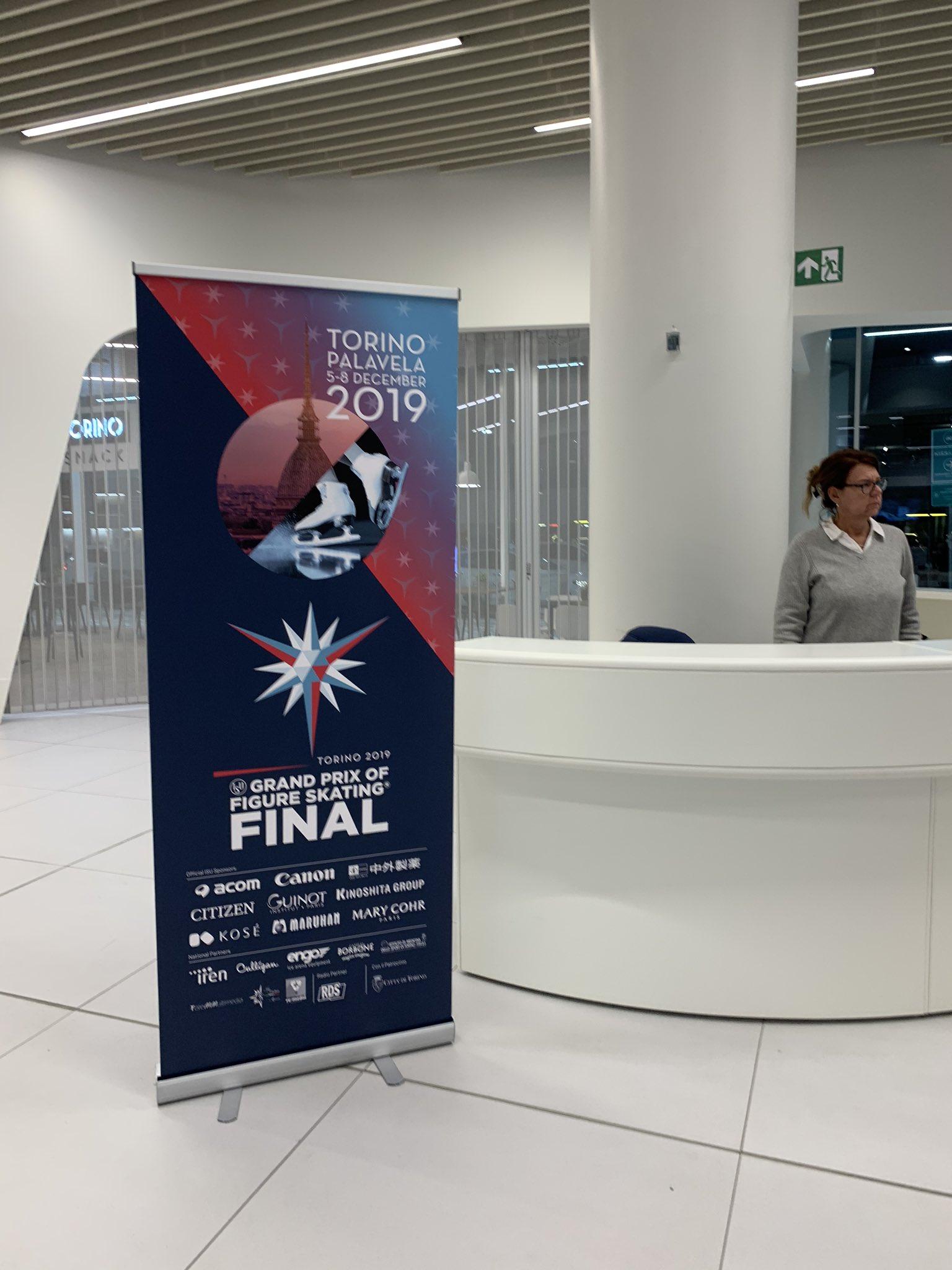 ISU Grand Prix of Figure Skating Final (Senior & Junior). Dec 05 - Dec 08, 2019.  Torino /ITA  - Страница 3 EK5cA_0XsAIb21t?format=jpg&name=4096x4096