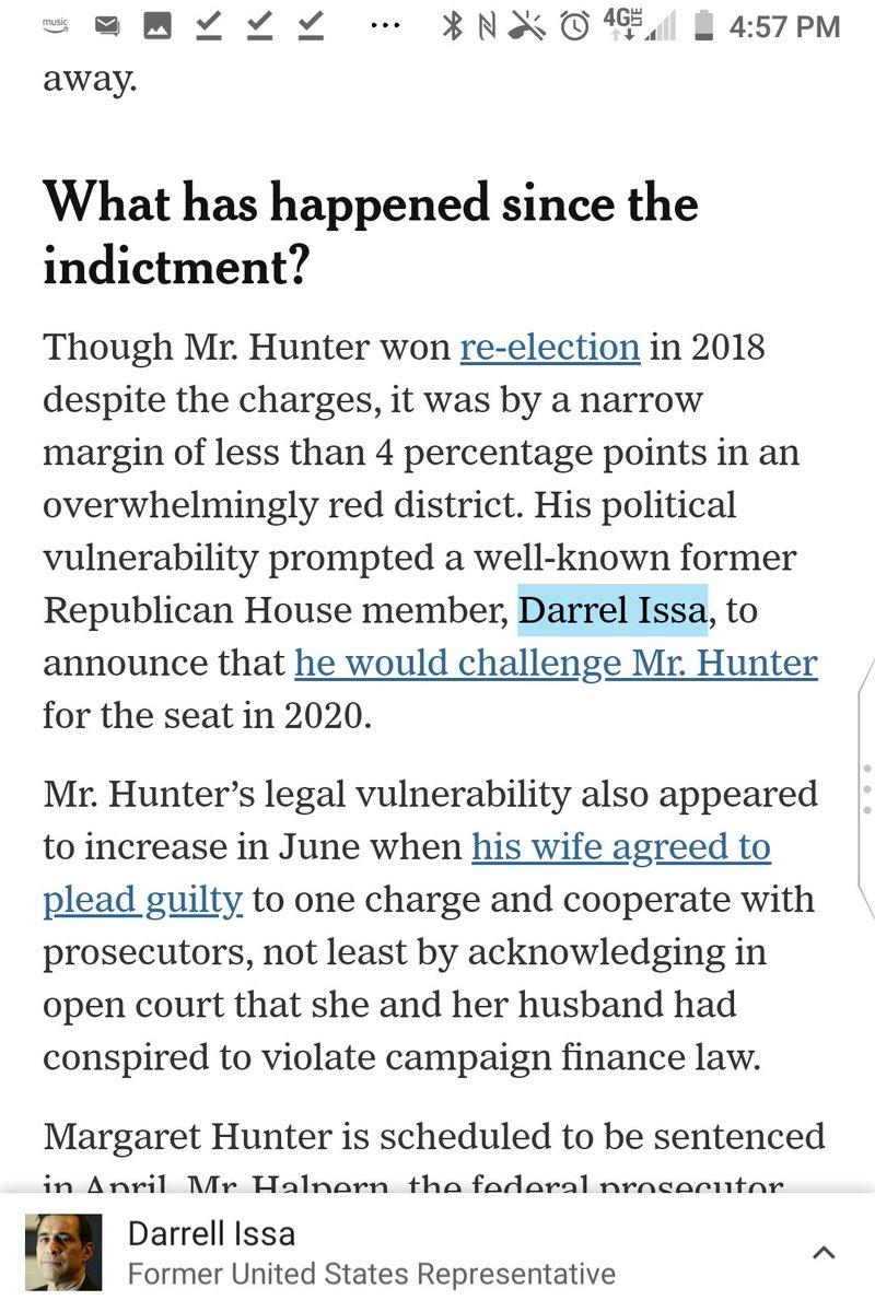 @nytimes Misspelled Darrell Issa's name as Darrel.  @patlyonsnyt https://t.co/oaVGFqZo1Q