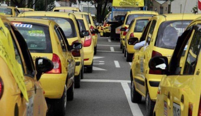 #Taxistas Foto