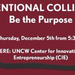 Image for the Tweet beginning: Don't miss our next Intentional