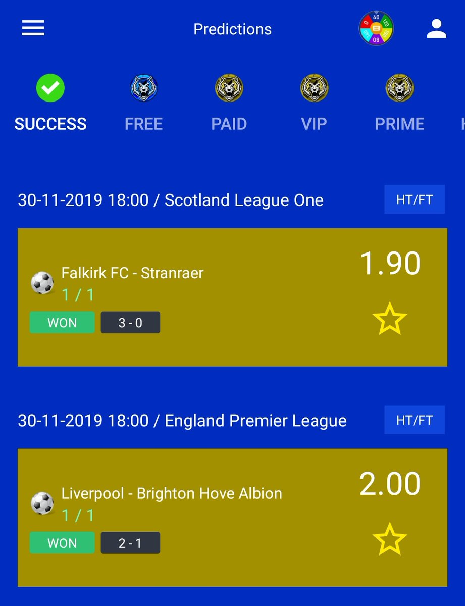 Get daily betting tips for free and maximize your winnings.  You can download the application from the link in our profile. Continue to follow us!  #befuturein #bettingtips #bettings #sofascore #bet365 #cotesport #soccer #dailypredictions #basketball #betadvice #htft #halftimepic.twitter.com/t3MgnzD2f7