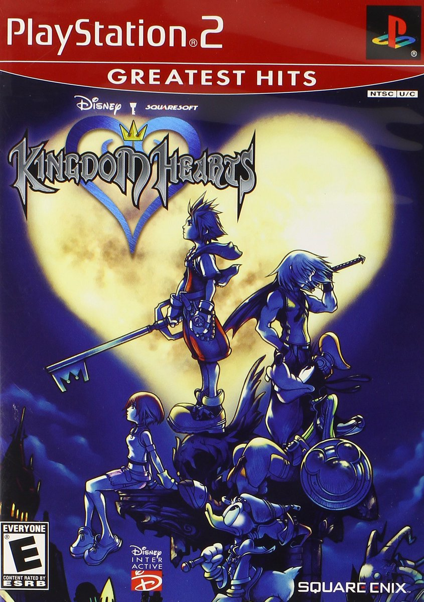 PlayStation 2 is trending so I thought I mention these two gems right here. #KingdomHearts #playstation25<br>http://pic.twitter.com/b6a75WXBP4