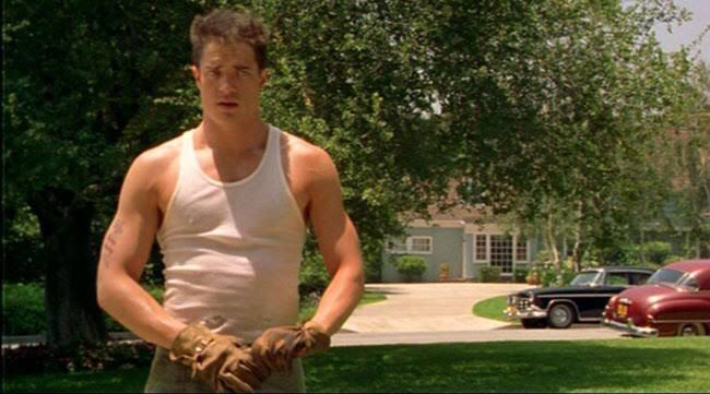 Happy birthday Brendan Fraser. He was really good the very interesting Gods and monsters.