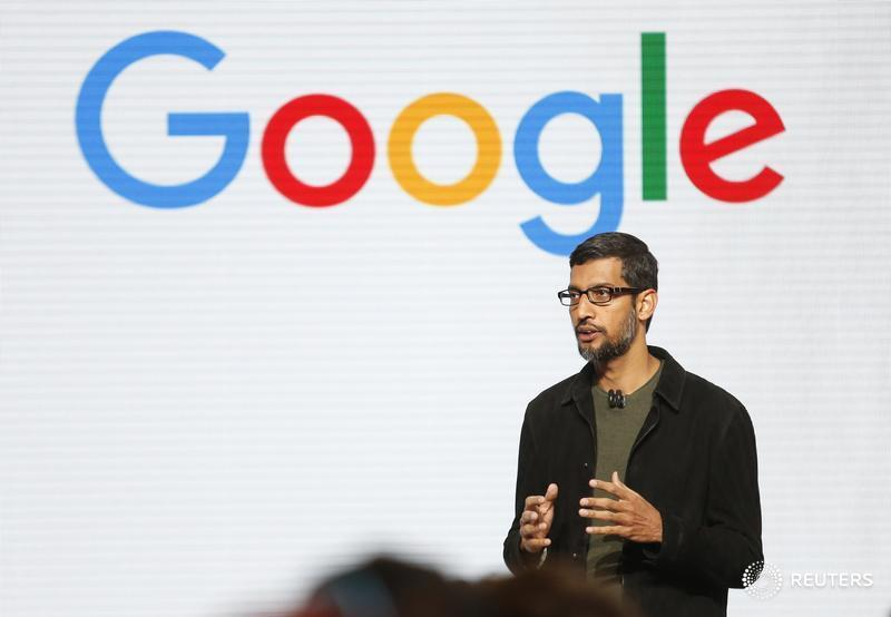 Google CEO Sundar Pichai will now also lead parent Alphabet. A big reason for the shuffle is elusive, but there may be many small ones, writes @GinaChon. https://bit.ly/2Ycurqq