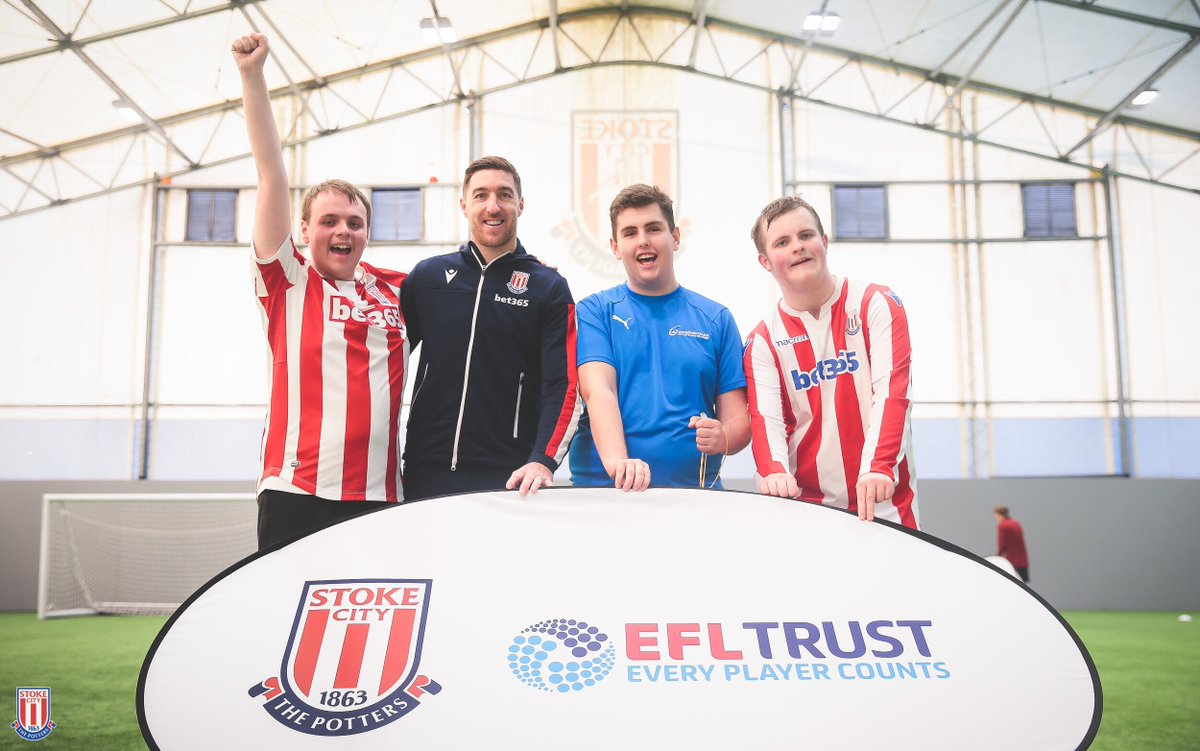 Take a look at @scfc_communitys #EveryPlayerCounts project as part of the #EFLDayofDisabilities #EFL | #SCFC