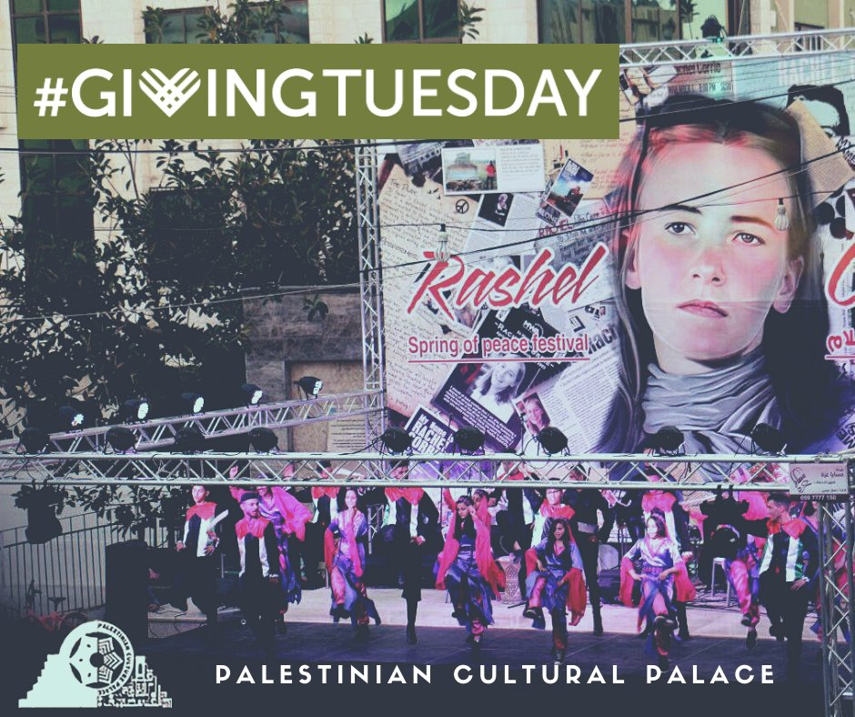There is plenty of time to add your contribution to our #GivingTuesday fundraiser. We still need to raise $11,000 to sustain our Gaza Projects into the new decade. Will you join us as a partner? Click here to donate whatever amount is possible for you: …elcorriefoundation.networkforgood.com/projects/87704…