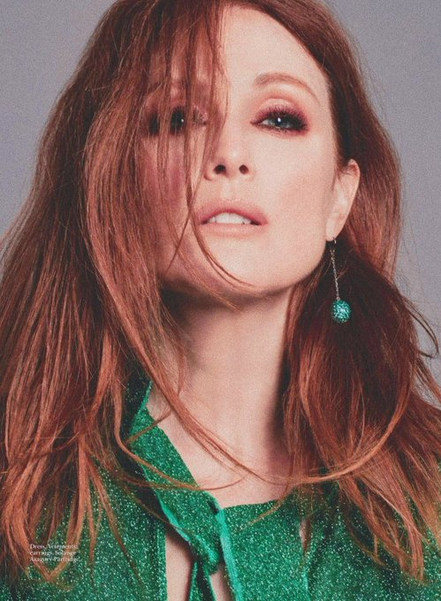 Happy 59th birthday to this ageless iconic redhead julianne moore