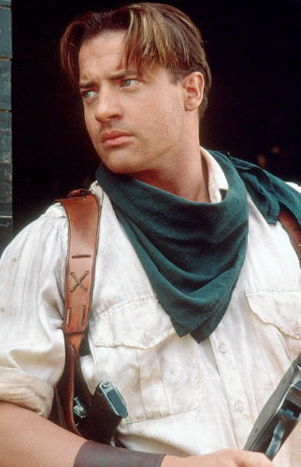 Happy birthday, Brendan Fraser! Today the American actor turns 51 years old, see profile at: