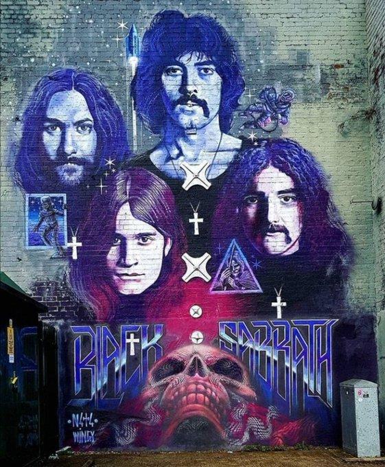 Happy Birthday Prince of Darkness Ozzy Osbourne