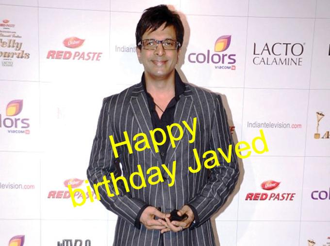 Happy birthday Javed Jaffrey.....