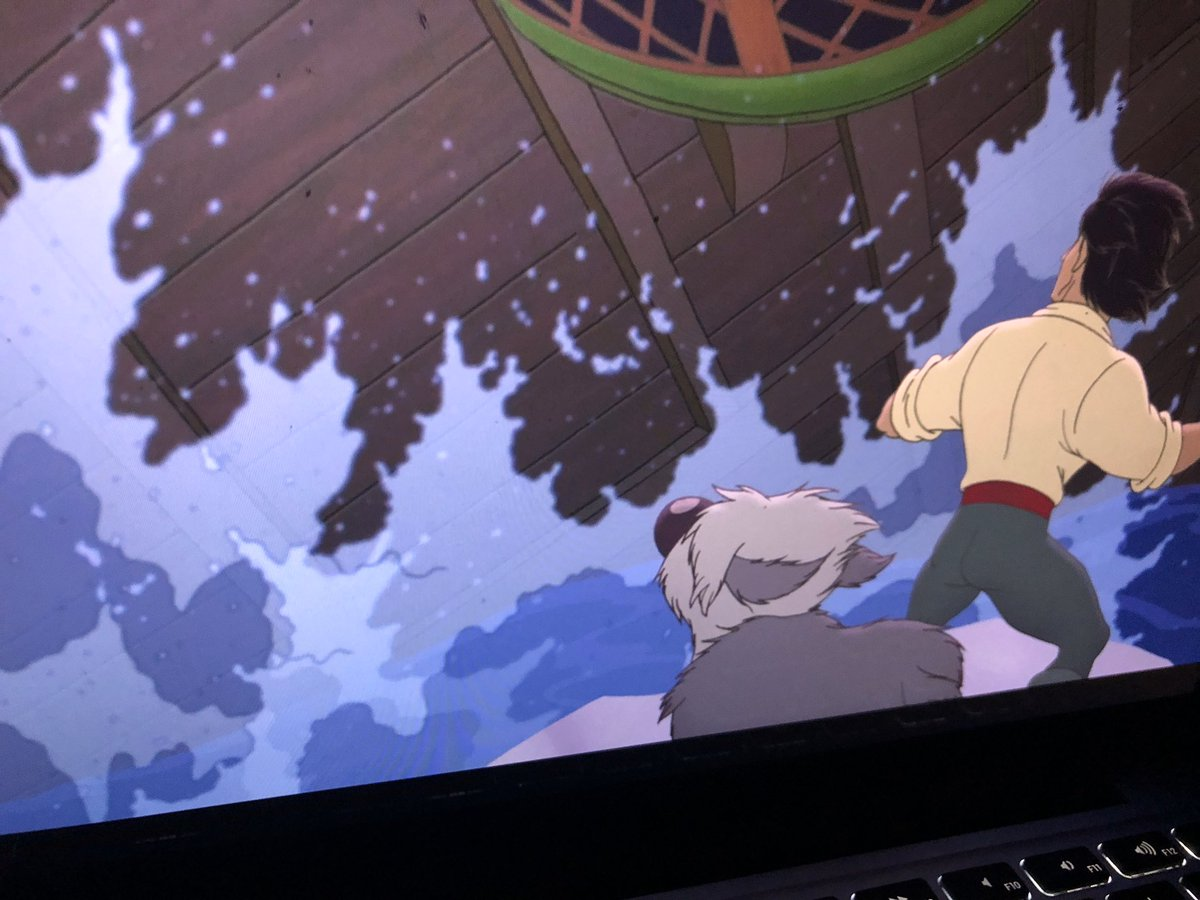 why does prince Eric have a nicer butt than most men I know