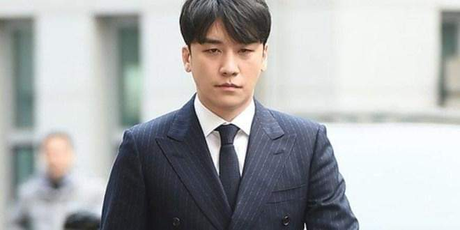March 22, 2019 I'm just telling the truth, and I'm helping with the investigation as much as I can August 28, 2019 I have told the truth and I will tell the truth for future as well #ApologizeToSeungri
