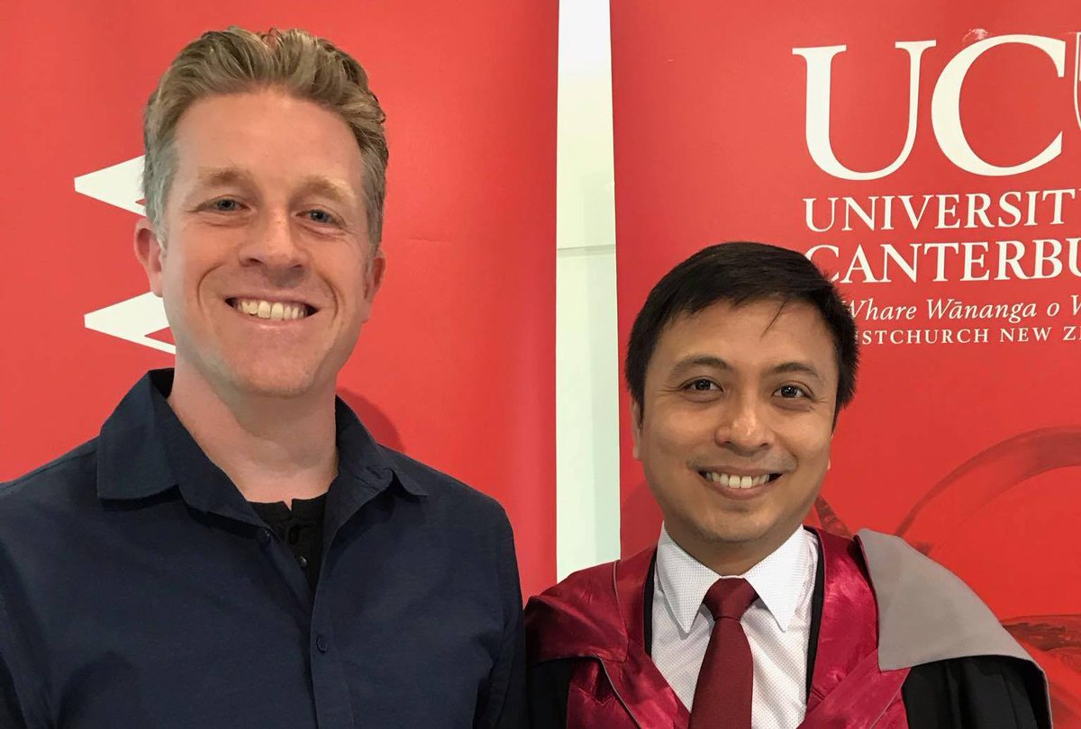 """#ConSERTeam's #EpicWeek in four frames: @jasperidium is well on his way to becoming Dr Jasper Obico after submitting """"Unraveling a vine: A taxonomic and conservation genetic study of Tetrastigma loheri in the Philippines""""  3/4<br>http://pic.twitter.com/HHuInVz2Hb"""