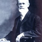Image for the Tweet beginning: Meteorologist Cleveland Abbe was born