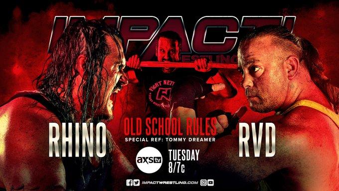 Watch Impact Wrestling 2019 12/10/19