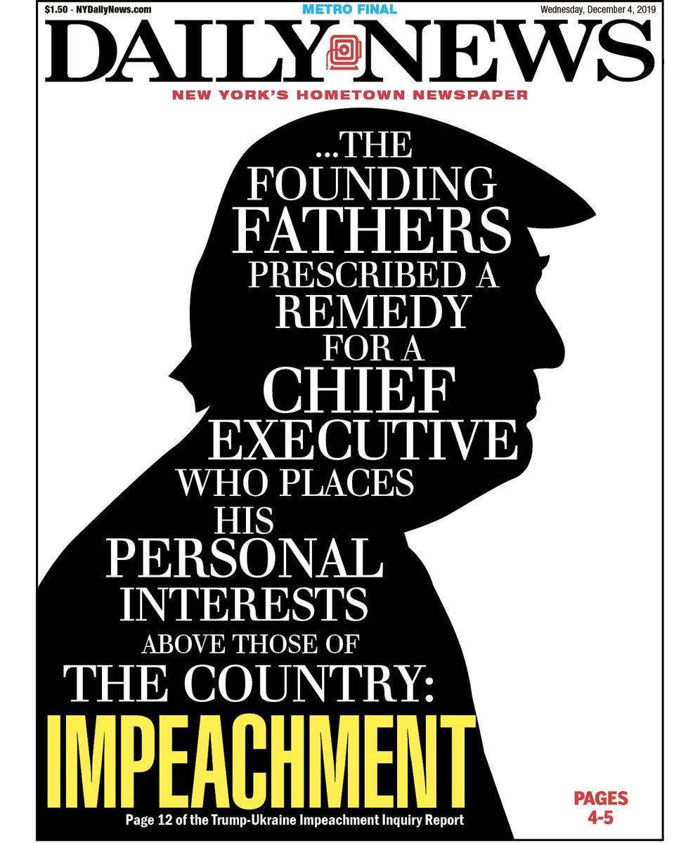 The remedy: impeachment bit.ly/2YfA5Ir