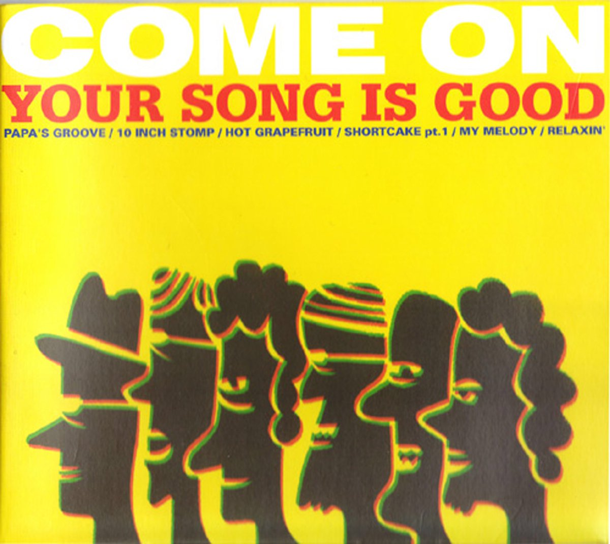 YSIG初のCD作品でもあるEP「COME ON」(2002)が本日よりDL・ストリーミング配信開始となりました!是非チェックしてみて下さい🌴🤙⛱🏄♂️😎Apple MusicSpotify