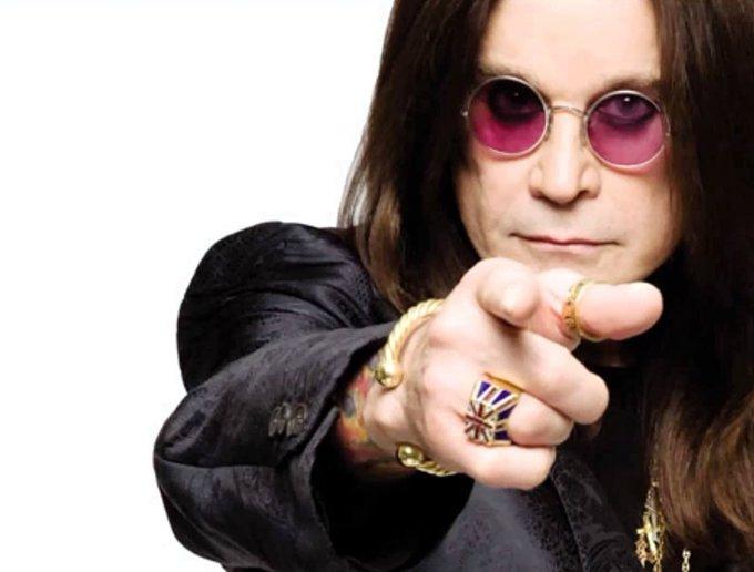 Happy Birthday to Ozzy Osbourne !