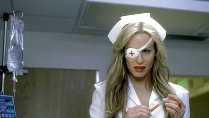 Happy 59th birthday to Daryl Hannah, star of BLADE RUNNER, KILL BILL VOL 1 and 2, and more!