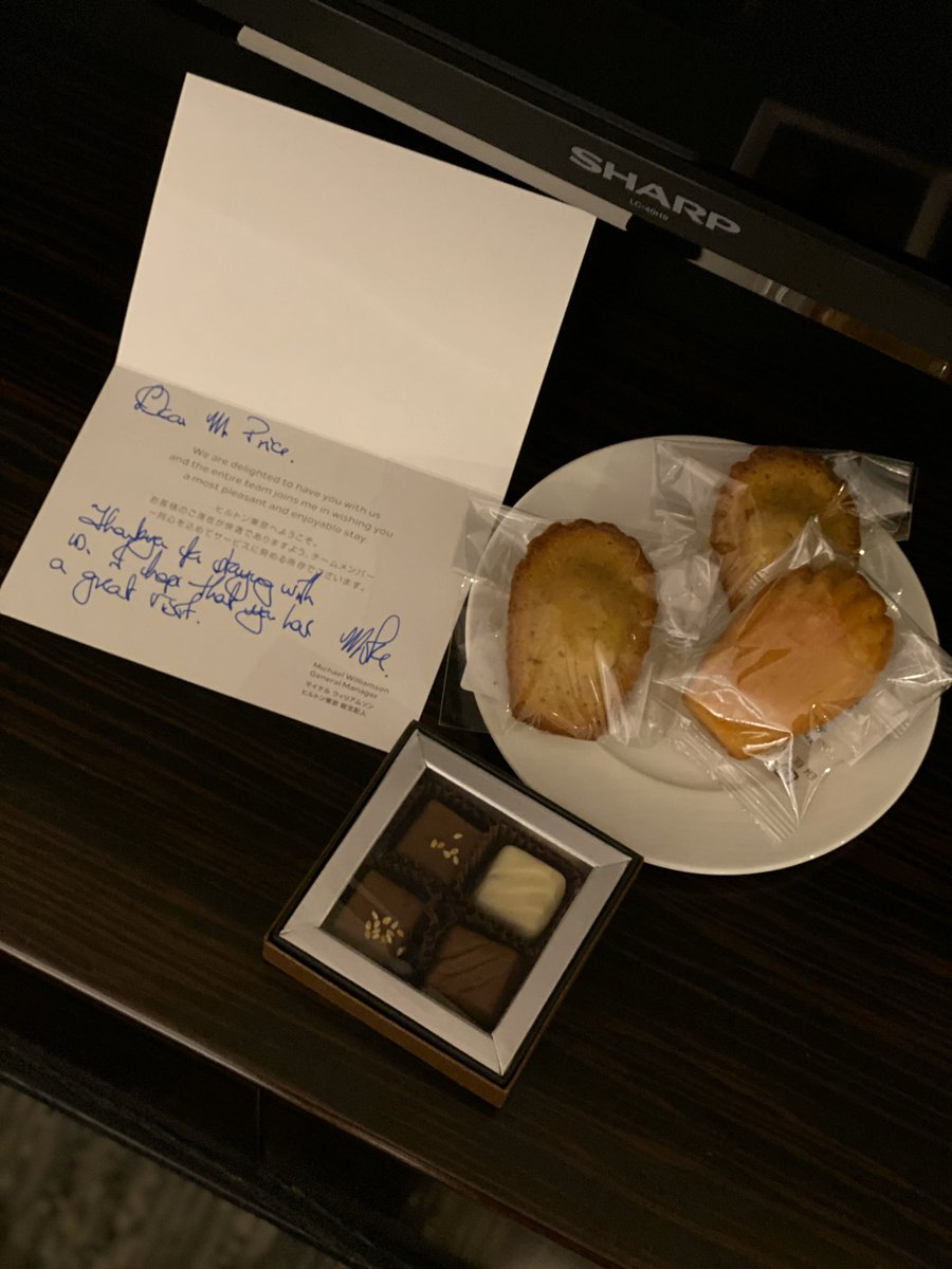 Amazing stay in Tokyo with the Hilton Tokyo in Shinjuku! #diamond #greatservice