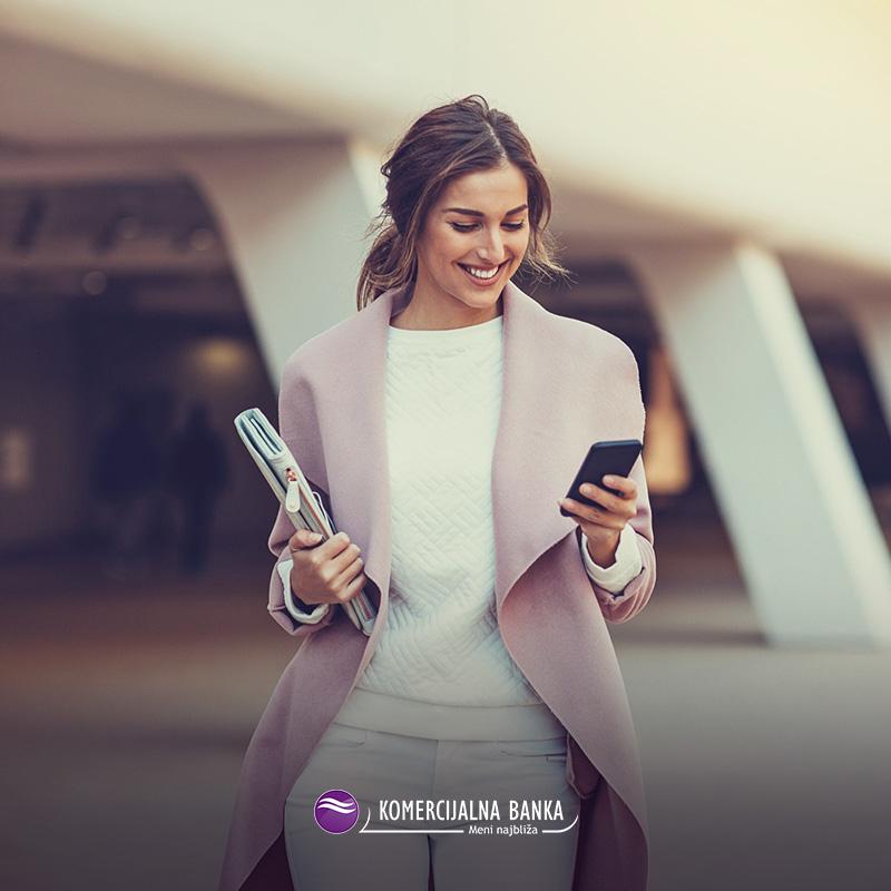 http://bit.ly/mBankKBBL s vama uvijek i svuda! 🤩🥳 Bilo da ste u zemlji ili inostranstvu, plaćajte račune i prebacite novac brzo i lako! 👌