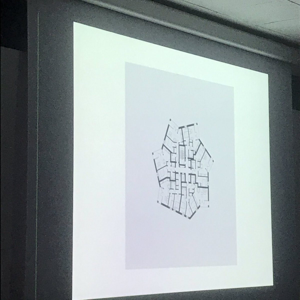 A fantastic lecture last night by @duggan_mc following her thoughts on practice! Beautiful work, fascinating insights and a full house. @artsbrighton @UoBOutreach #SoAD