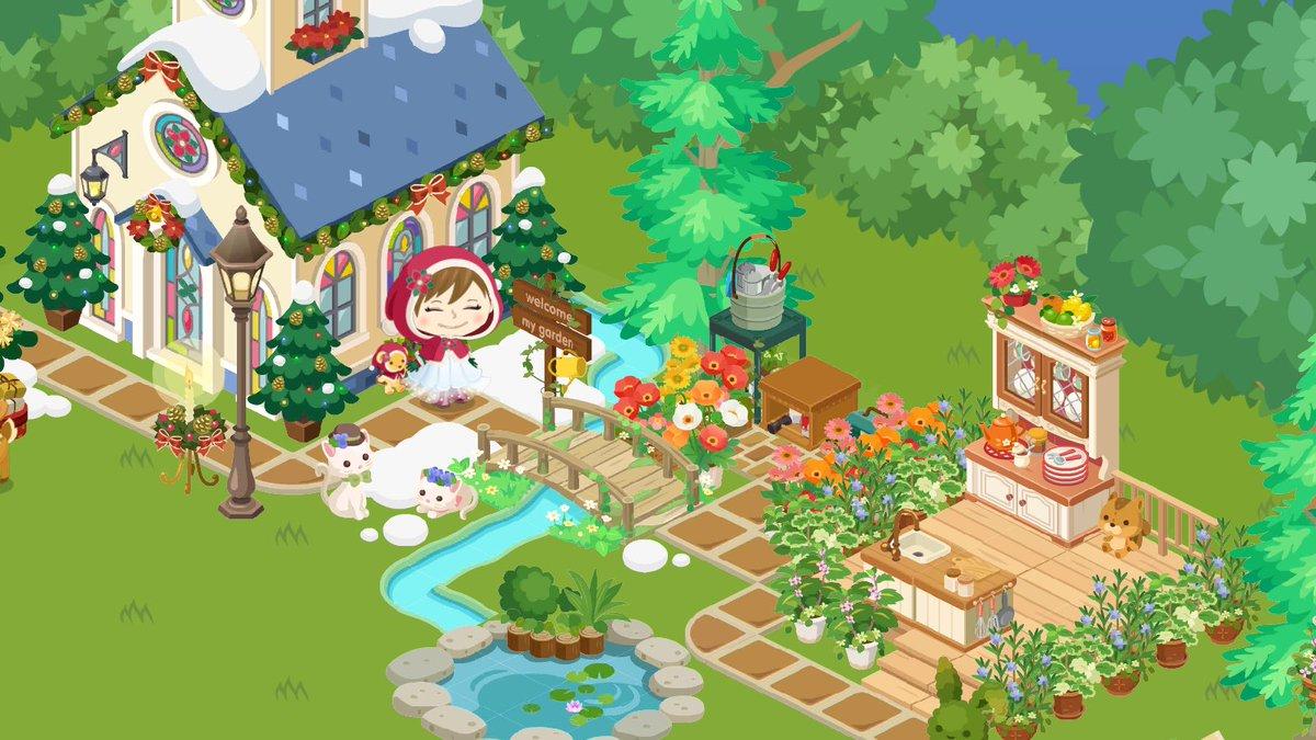 アプリ ピグライフ 『ピグライフ』のアプリ版『ピグライフ~ふしぎな街の素敵なお庭~』が配信開始