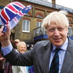STOP SPOUTING EVIL LIES OF @Nigel_Farage.   Farage has utterly failed us, it is @BorisJohnson the true democrat, fought for us practically single handed.  Without #Boris there would BE no #Brexit.  #Boris #borisjohnson #BackBoris @BackBoris #StandUp4Brexit #PeoplesPrimeMinister