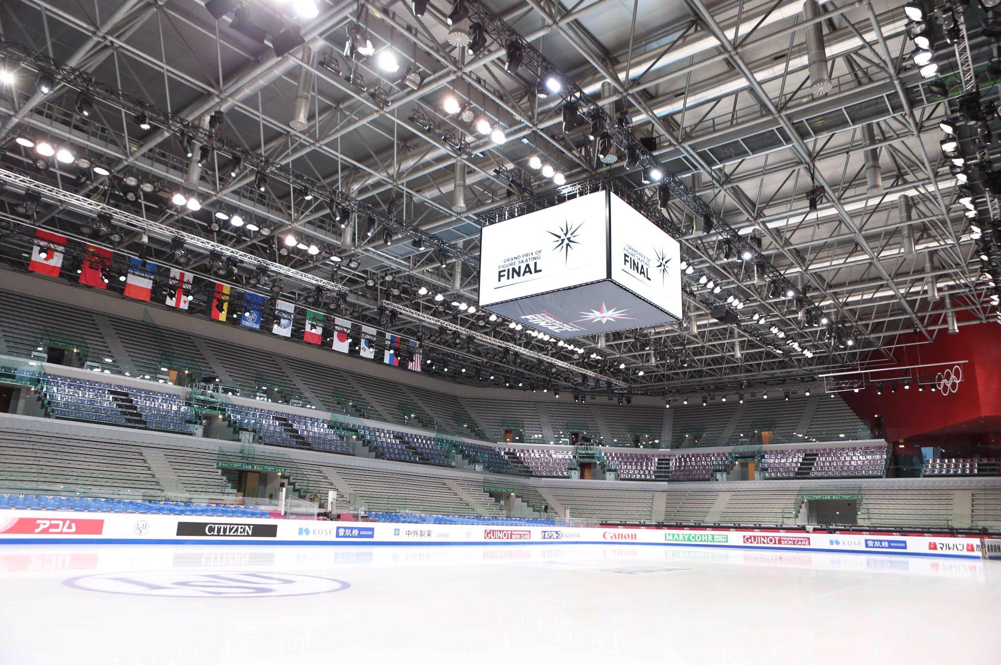 ISU Grand Prix of Figure Skating Final (Senior & Junior). Dec 05 - Dec 08, 2019.  Torino /ITA  - Страница 3 EK7MBZfWoAAgZlp?format=jpg&name=4096x4096