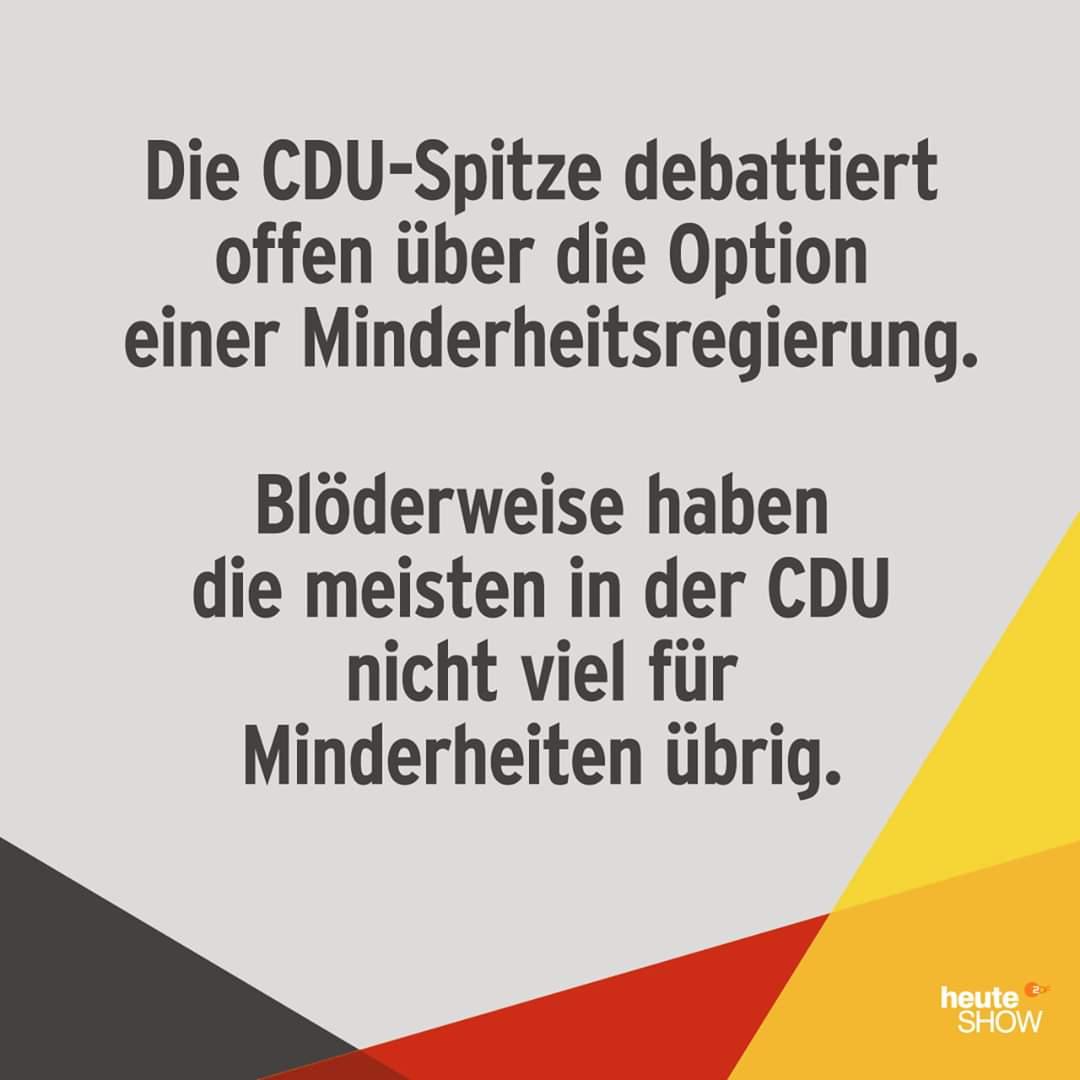 #ChristlichDemokratischeUnion #CDU pic.twitter.com/UV7AIrloW4