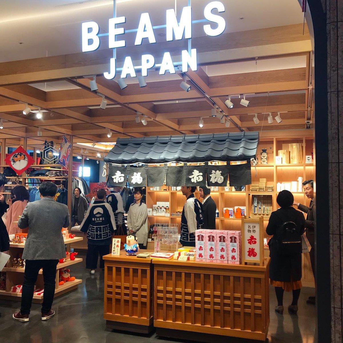 渋谷 ビームス ジャパン