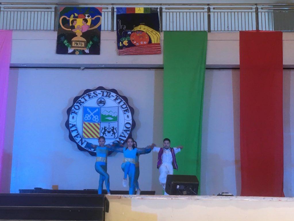 NH   GDS performers from Finance. #UnleashTheVenom 🐍 #GAHUTAN2019 ✨