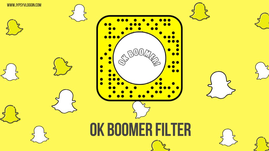 How to find Ok Boomer Filters on Snapchat? #okboomerfilter #snapchatfilter