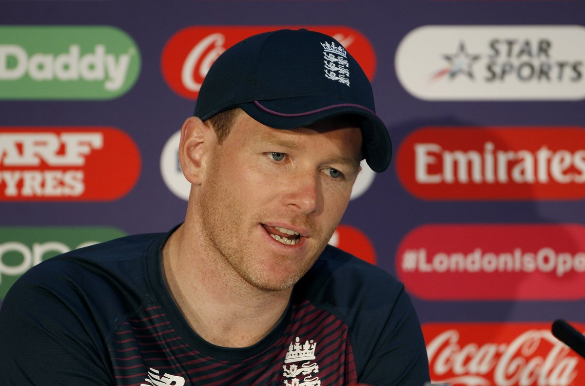 #England's 50-over World Cup-winning captains #EoinMorgan and #HeatherKnight will lead the #London Spirit men's and women's team respectively in the inaugural edition of #TheHundred scheduled to be held next year.  Photo: IANS<br>http://pic.twitter.com/tzTzGU1SCc