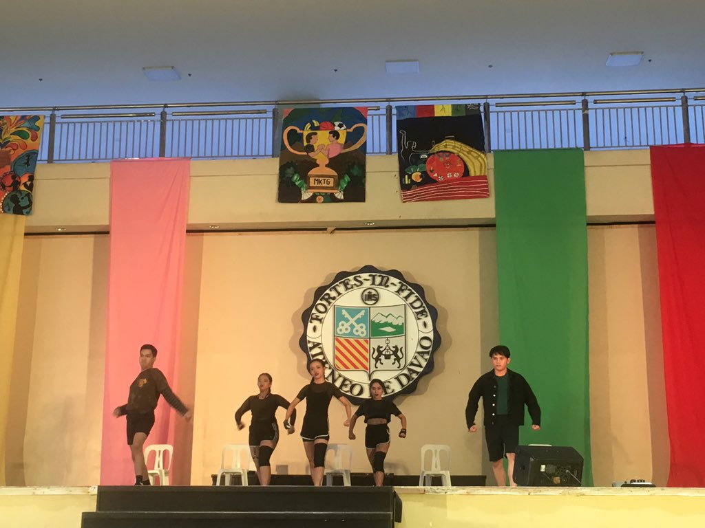 NH   BM dancers performing their own rendition of Charlie's Angel #UnleashTheVenom 🐍 #GAHUTAN2019 ✨
