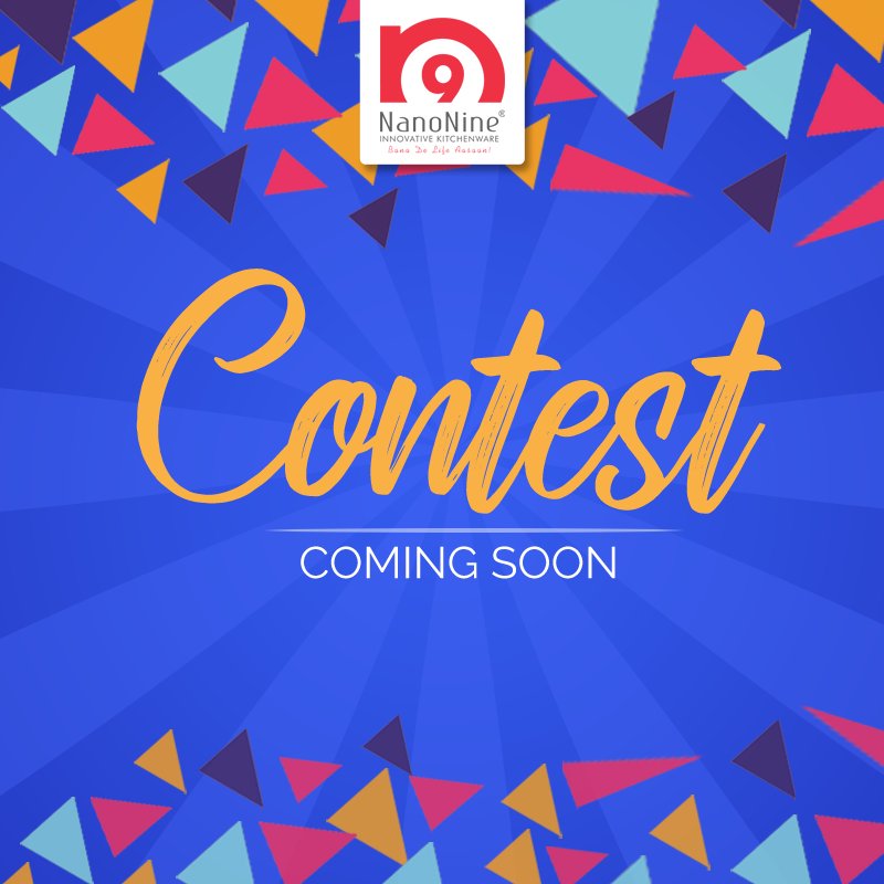 Gear up! An all #new #contest is coming up... Stay tuned. Don't forget to join the #NanoNine Family by following us on:  YouTube - https://www.youtube.com/c/NanoNineik?sub_confirmation=1… Facebook - https://www.facebook.com/nanonine.in/  #ContestAlert #Join #Participate #Win #Tag #Share #Follow #StayTuned