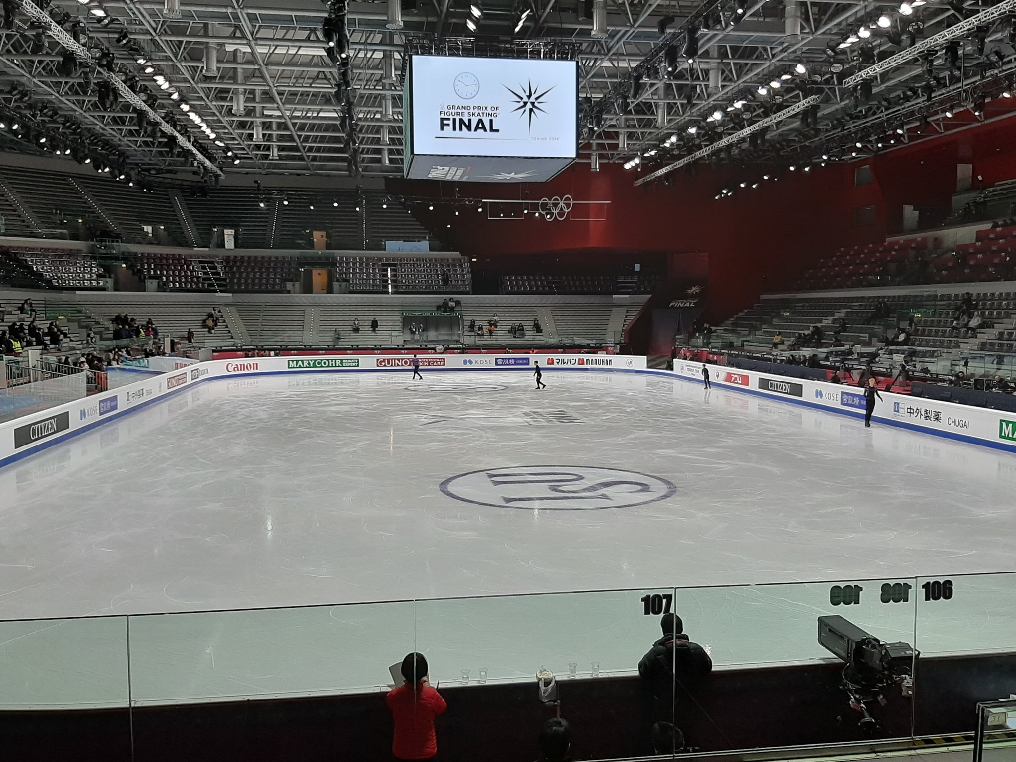 ISU Grand Prix of Figure Skating Final (Senior & Junior). Dec 05 - Dec 08, 2019.  Torino /ITA  - Страница 4 EK7qA8hWkAAcb_A?format=jpg&name=4096x4096