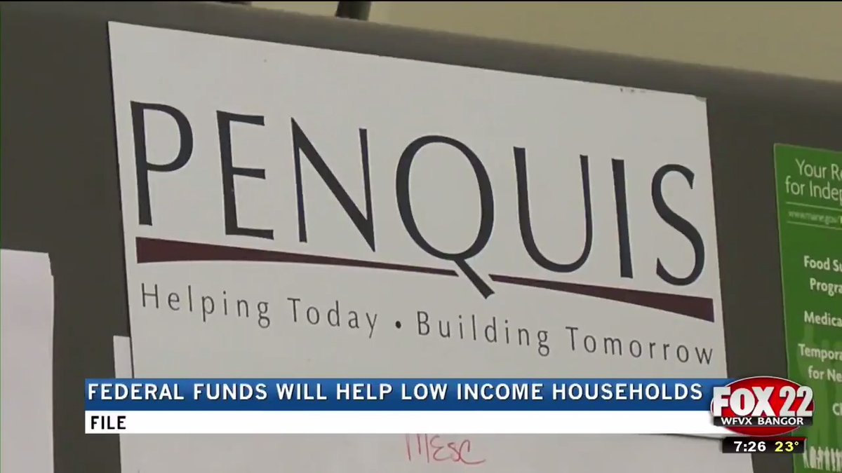 .@SenSusanCollins announced $130,000 in federal funding for low income housing projects in Maine. #MESen #mepolitics