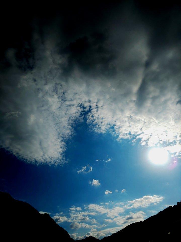 今日の空3 #mysky #sky #sorasuki #ソラモノ写真館 #川 #水鏡 #reflection #葦 #風