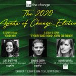 Tomorrow, @Captify are partnering with @dentsuaegis for an exclusive #BeTheChange edition - The 2020 'Agents of Change'. Motivational speakers will join forces to discuss their personal growth stories & strategies to kickstart 2020 goals @dentsuaegisUK @lucyrhodes59 @domjoz